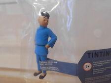 Tim und Struppi Tin Tin Moulins Art Figur -neu- Tim Der Blaue Lotus ca. 5,0 cm