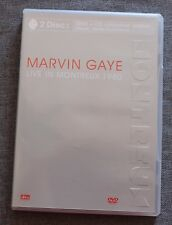 Marvin Gaye, live at Montreux 1980, DVD + CD