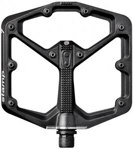 Crank Brother Stamp 7 Small Flat Pedals - Black