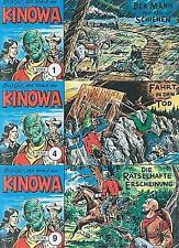 KINOWA 4. serie 1-21 (z0), CCH