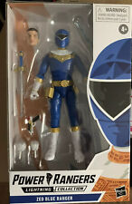 Power Rangers Lightning Zeo Blue Ranger (On Hand)
