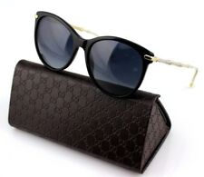 ec8228b8ea0 POLARIZED RARE Genuine GUCCI Crystals Black Gold Sunglasses GG 3771 N S ANW  WJ