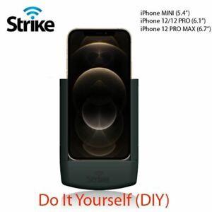 Strike Alpha in-car Cradle FOR iPhone 12/mini/PRO/ PRO MAX Car Cradle DIY kits