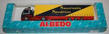 """Albedo 299003 - Volvo Globetrotter XL Sattelzug - Spedition """" Sauerwein """" OVP"""