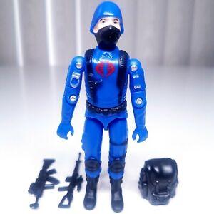 3rd Party Gi joe Black Major CUSTOM Cobra Trooper 2021 NEW complete