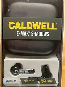 Caldwell E-Max Shadows Ear Plugs #1102673 - New in Box