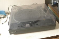 New listing Sanyo Tp 727 Turntable