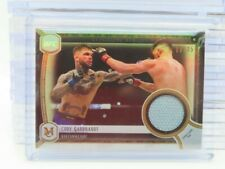 2018 UFC Museum Collection Cody Garbrandt Meaningful Moments Relic #/35 P44