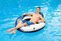 Intex  River Run Luftsessel  reifen Pool 58825