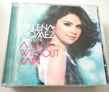 SELENA GOMEZ & THE SCENE - A YEAR WITHOUT RAIN CD ALBUM 2010 OTTIMO POP!!