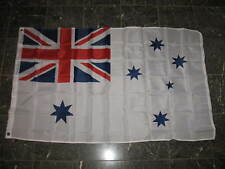 3x5 White Australia Australian Naval War Military Flag 3'x5' Banner Grommets
