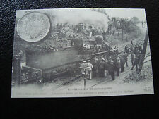 FRANCE - carte (reproduction) (greve des cheminots 1910) (cy68) french