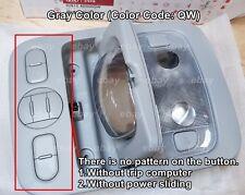 OEM Overhead Console Lamp Gray KIA Grand Carnival Sedona 2006-2014 #928104D000QW