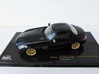 Lorinser SLS AMG Rsk8 2011 1/43 Ixo Moc118 Mercedes-Benz Negro, Mercedes