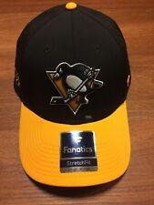 Pittsburgh Penguins Fanatics NHL Stretch Fit L/XL Hat 2020