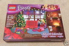 2015 LEGO Friends #41040 ADVENT CALENDAR 228 Pcs Nib 24 Gifts NEW SEALED  New