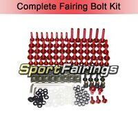 Fairing Bolt Kit Bodywork Screws For 2005 2006 Ducati 999/749 Monoposto Fastly