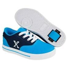 Sidewalk Sport Canvas Boys Heelys/Skate Shoes Blue Uk 4 Eu 36.5 New Other