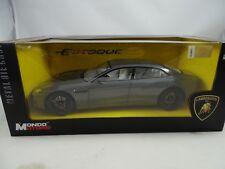 1:18 Mondo Motors Lamborghini Estoque Anthracite Metallic Rarity §