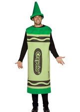 Adult Green Crayola Crayon Costume