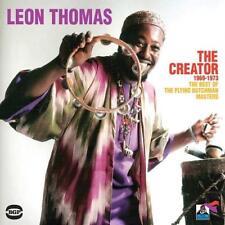 LEON THOMAS The Creator -Best of Flying Dutchman NEW SEALED SOUL JAZZ CD (BGP)