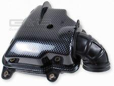 Scatola filtro aria in Look carbonio Minarelli Liegend Aerox Neos Jog F15 F12 SR
