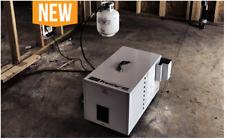 Lb White Premier 40 Ductable Heater 40,000 Btuh, Lp, w/Thermostat, Hose, Reg.