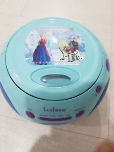 Lexibook Frozen CD player with radio