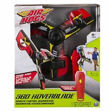 Air Hogs RED 360 Hoverblade Remote Control Boomerang RED
