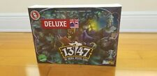 1347 The Black Plague Deluxe Ed Boardgame Feudalism & Freedom KICKSTARTER SEALED