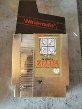The Legend Of Zelda nintendo nes entertainment