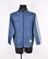 Adidas Retro Vintage Luz con Capucha Hombre Chaqueta Talla 48/50 M