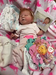 Chase By TBBC Reborn Baby Girl