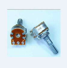 5pcs Japan ALPS 16 type volume potentiometer 2 X100K --Gear shaft