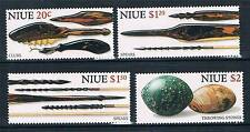 Niue 1998 Ancient Weapons SG 850/3 MNH