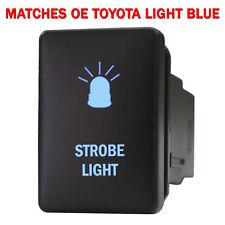 Push switch 924NB 12volt For Toyota OEM STROBE LIGHT Tacoma LED NEW BLUE