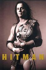 Hitman: My Real Life in the Cartoon World of Wrestling  (NoDust) by Hart, Bret