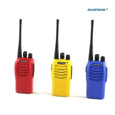 BaoFeng 888S Colorful Walkie Talkies UHF Portable 2-Way Radio Ham 2 way Radio