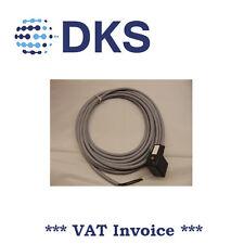 Murr Electronik Connettore Valvola B Type con LED 24V AC/DC 2m Cavo 000167