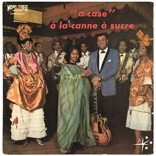 GERARD LA VINY - A Case - A La Canne à Sucre - 1960 France LP