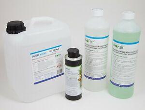 """BioFair® Vorteilspaket """"Hausputz"""" Reinigungskonzentrate + Alkohol + Orangenöl"""