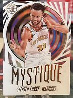 2019-20 Panini Illusions Mystique Stephen Curry White Golden State Warriors 🔥
