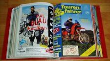 Tourenfahrer 1997 komplett Motorrad Reisen Sammelordner Zeitschrift Sammlung
