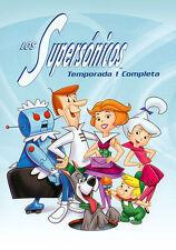 Los Supersonicos: Primera Temporada Completa, En Español Latino (4-DVD'S)