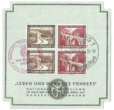 Germany Special Cancels on Piece, Some Sheets, Mostly Third Reich LOT # 4