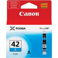 Genuine Canon CLI-42C cyan Pro-100 PIXMA 42 ink cartridge Pro 100 CLI42