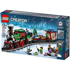 Lego 10254 Creator Winter Holiday Train Brand new in sealed box