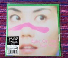 Faye Wong ( 王菲) ~ Eyes On Me ( 45RPM ) ( Japan Press ) Lp
