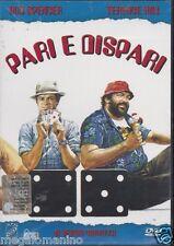Dvd **PARI E DISPARI** con Bud Spencer Terence Hill di S. Corbucci nuovo 1978