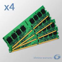 8GB 4X2GB RAM for Dell OptiPlex 755 Series Desktop/PC DDR2 PC2-5300 RAM Memory